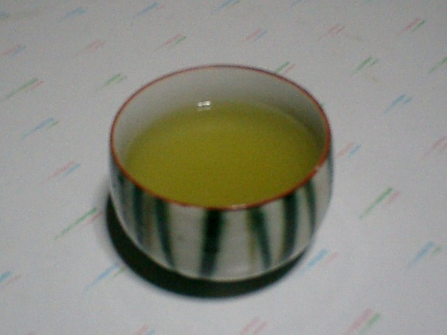 healthy green tea